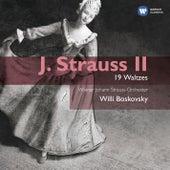 Johann Strauss II: Waltzes by Willi Boskovsky