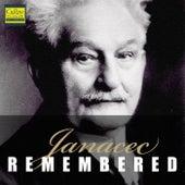 Janáček Remembered de Various Artists
