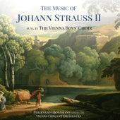 The Music of Johann Strauss II von Vienna Concert Orchestra