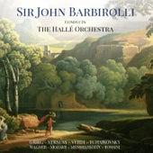 Sir John Barbirolli Conducts the Hallé Orchestra de Hallé Orchestra