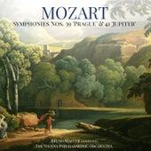 Mozart: Symphonies Nos. 39 'Prague' & 41 'Jupiter' de Vienna Philharmonic Orchestra