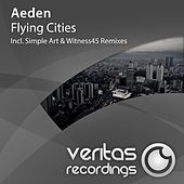 Flying Cities by Aeden