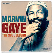 Marvin Gaye, The Soul Legend by Marvin Gaye