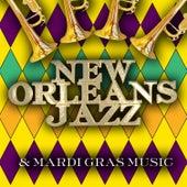 New Orleans Jazz & Mardi Gras Music de Various Artists