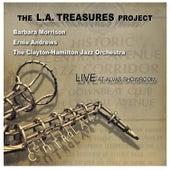 L.A. Treasures Project by Clayton-Hamilton Jazz Orchestra