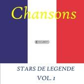 Stars de Legende, Vol. 1 by Various Artists