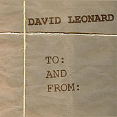 To and from by David Leonard