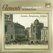 Clementi: Complete Sonatas, Vol. I by Costantino Mastroprimiano