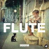Flute (Remixes) fra New World Sound