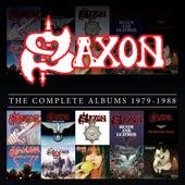 The Complete Albums 1979-1988 de Saxon