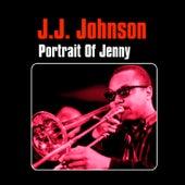 Portrait of Jenny by J.J. Johnson