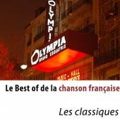 Le best of de la chanson française (Les classiques) de Various Artists