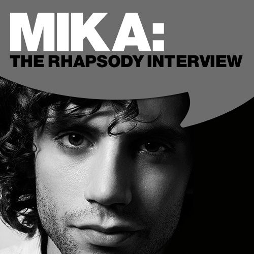 Mika: The Rhapsody Interview by Mika