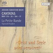 Bach, J.S.: Cantatas, Vol.  5  - Bwv 17, 35, 164, 179 von Various Artists