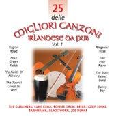 25 delle Migliori Canzoni Irlandese Da Pub, Vol. 1 by Various Artists