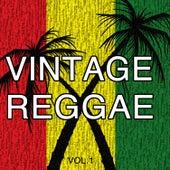 Vintage Reggae, Vol. 1 de Various Artists