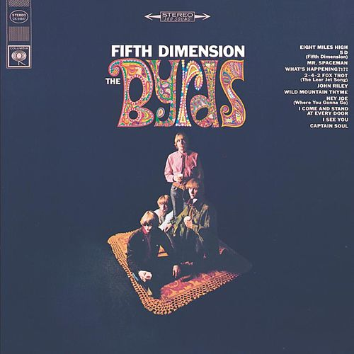 Fifth Dimension by The Byrds