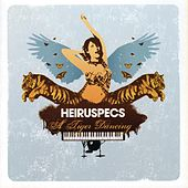 A Tiger Dancing by Heiruspecs