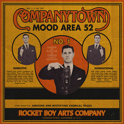 Company Town by Mood Area 52