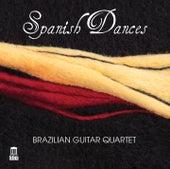 Spanish Dances (Arr. Tadeu do Amaral for Guitar Quartet) by Brazilian Guitar Quartet