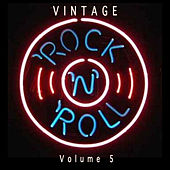 Vintage Rock 'N' Roll, Vol. 5 de Various Artists