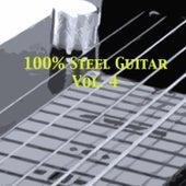 100% Steel Guitar, Vol. 4 de Various Artists