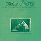 25 Años Con los Mejores de México de Various Artists