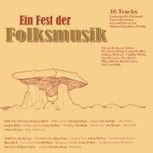 Ein Fest der Folksmusik von Various Artists