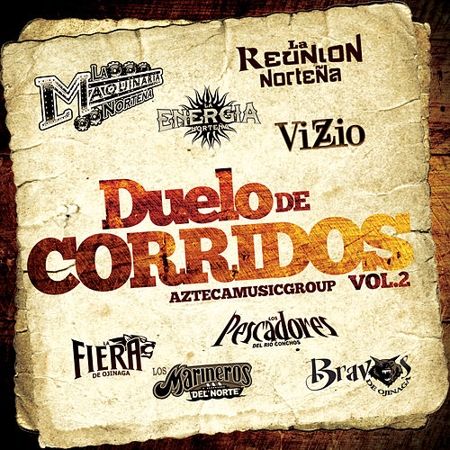 Duelo de Corridos, Vol. 2 by Various Artists