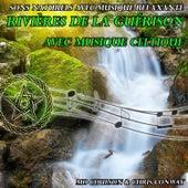 Sons naturels avec musique relaxante:  rivières de la guérison avec musique celtique de Chris Conway