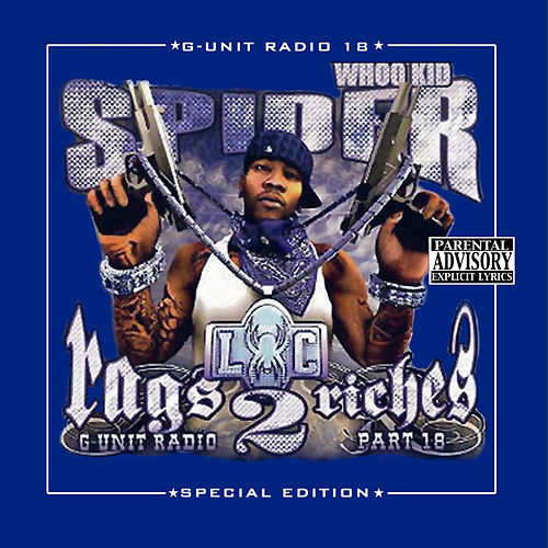 G-Unit Radio 18: Rags To Riches by Various Artists