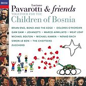 Pavarotti & Friends Together For The Children Of Bosnia de Luciano Pavarotti