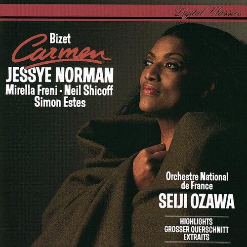 Bizet: Carmen (highlights) by Various Artists