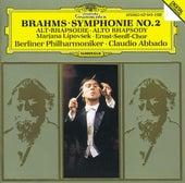 Brahms: Symphony No.2; Alto Rhapsody di Berliner Philharmoniker