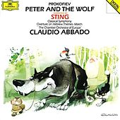 Prokofiev: Peter and the Wolf; Classical Symphony Op.25; March Op.99; Overture Op.34 de Sting