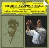 Brahms: Symphony No.3; Tragic Overture; Song of Destiny di Berliner Philharmoniker