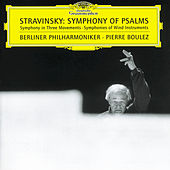Stravinsky: Symphony of Psalms de Berliner Philharmoniker