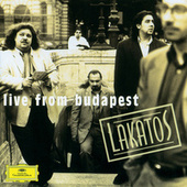 Lakatos - Live From Budapest by Roby Lakatos