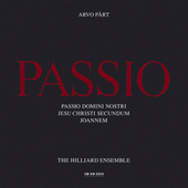 Passio by The Hilliard Ensemble