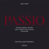 Passio de The Hilliard Ensemble