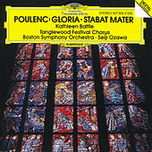 Poulenc: Gloria; Stabat Mater by Kathleen Battle