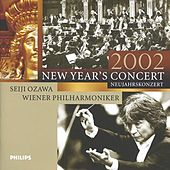 New Year's Day Concert 2002 by Wiener Philharmoniker