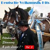 Deutsche Volksmusik Hits - Oktoberfest, Stimmung & gute Laune! Vol. 5 by Various Artists