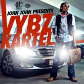 John John Presents by VYBZ Kartel