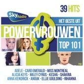POWERVROUWEN Top 101 (2014) van Various Artists