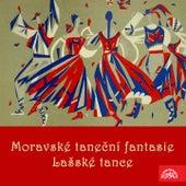 Slavický: Moravian Dance Fantasias - Janáček: The Lachian Dances by Various Artists