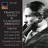 Tartini: Violin Concertos di Franco Gulli