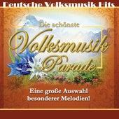Deutsche Volksmusik Hits: Die schönste Volksmusik Parade (Eine große Auswahl besonderer Melodien) by Various Artists