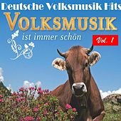 Deutsche Volksmusik Hits - Volksmusik ist immer schön, Vol. 1 by Various Artists