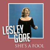 She's a Fool de Lesley Gore